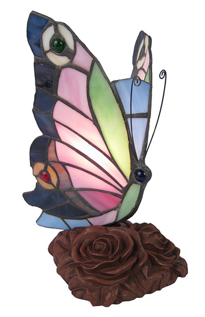 Tiffany Butterfly Design Lamp